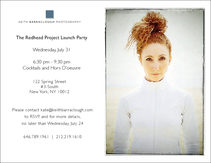 RedHead Launch Party