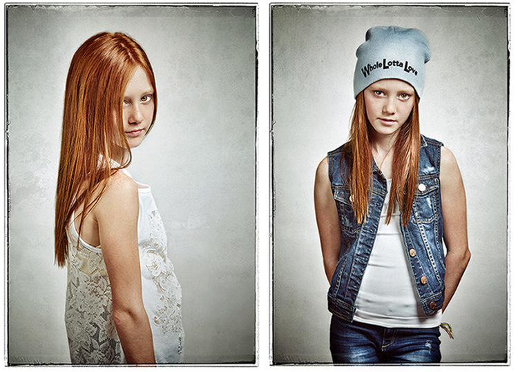 The Redhead Project on Instagram