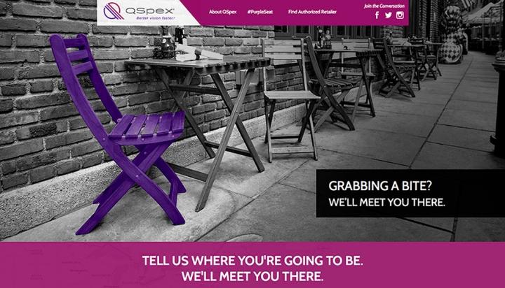 QSPex ad campaign
